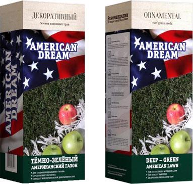 Газонная травосмесь American Dream Ornamental купить в Нижнем Новгороде