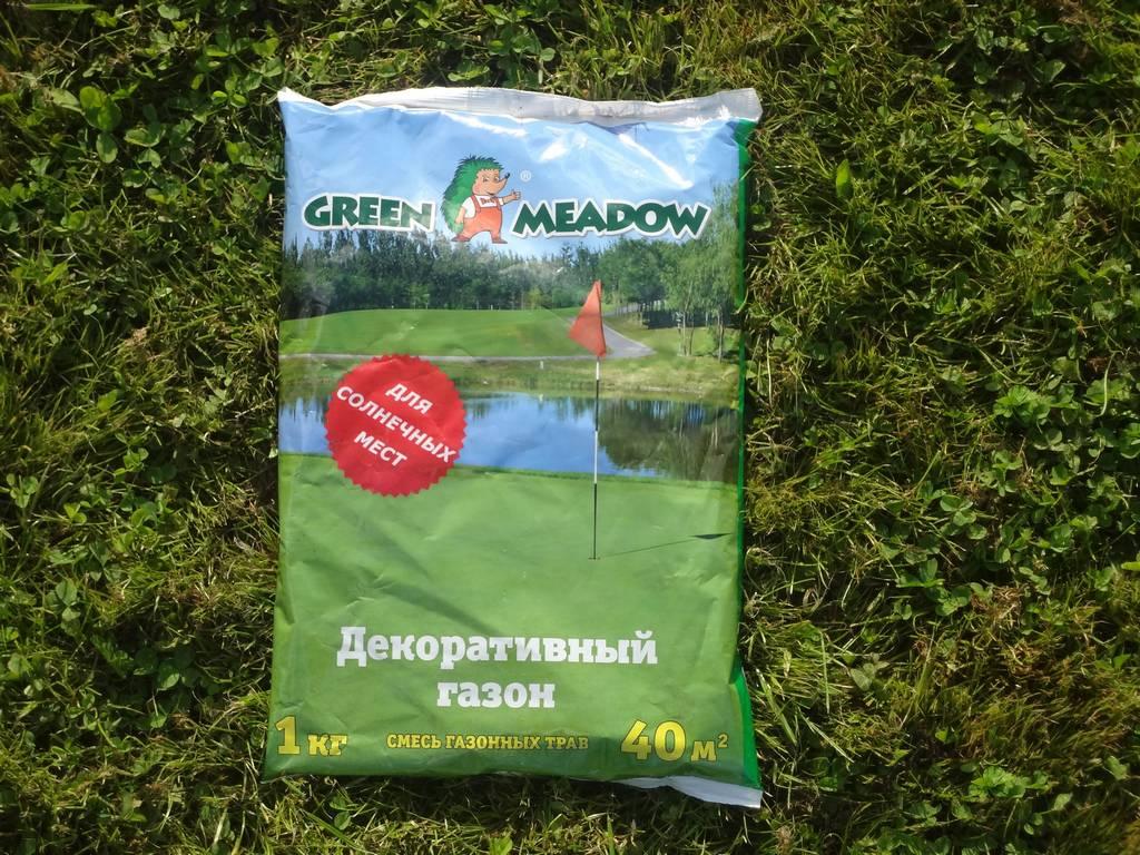 Газонная травосмесь СОЛНЕЧНЫЙ купить в Нижнем Новгороде